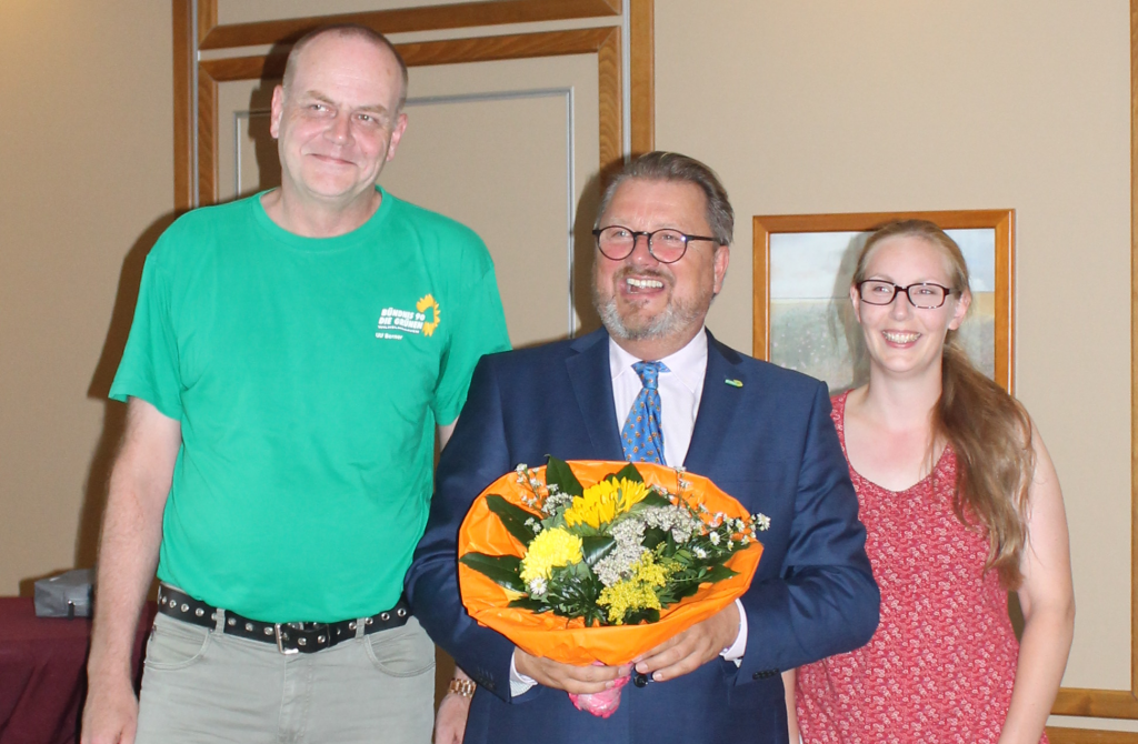 KV-WHV Michaell von den Berg zum OB-Kandidaten gewählt