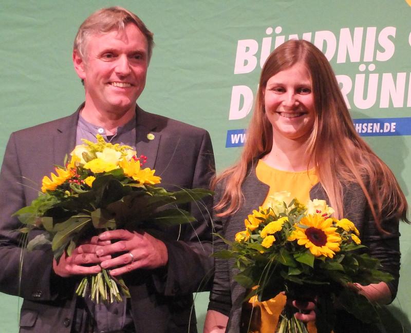 Anne Kura und Hanso Janssen
