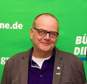 Ulf Berner, Kreisvorstandssprecher GRÜNE Wilhelmshaven | Foto: Imke Zwoch