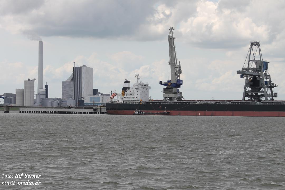 Kohlepier Wilhelmshaven