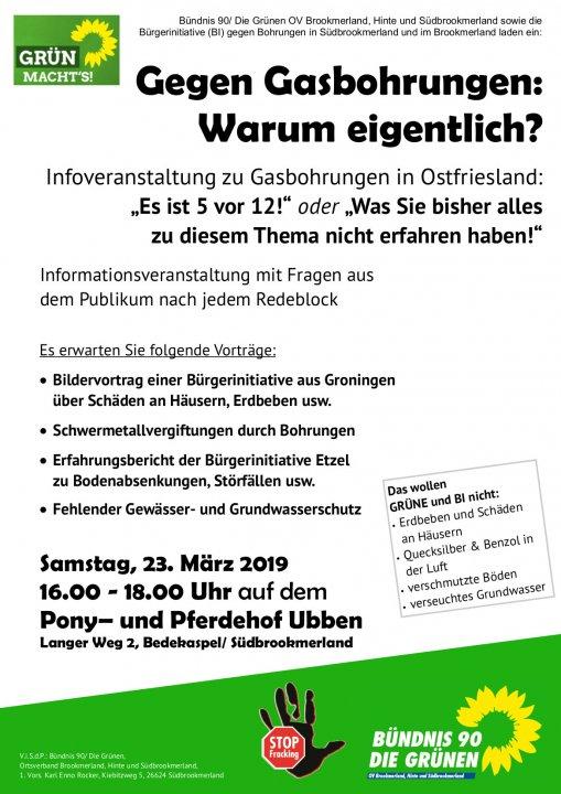 2019-03-23Infoveranstaltung-GegenGasbohren_PlakatA3hoch+HandzettelA5_V2