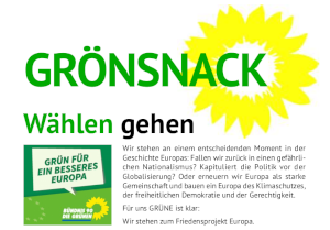 Groensnack-Teaser