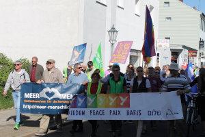 Friedensmarsch 2019