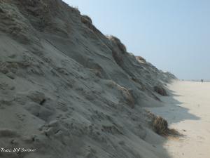 Dünen-Abbruchkante