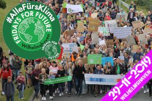 Klimastreik-WHV