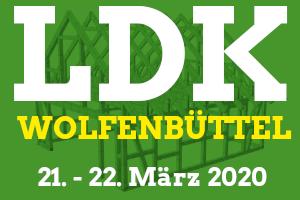 Landesparteitag Wolfenbüttel 2020