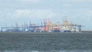Hafenimpression - Bremerhaven