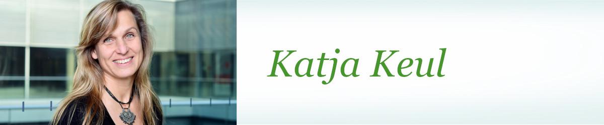 Seitenheader Katja Keul