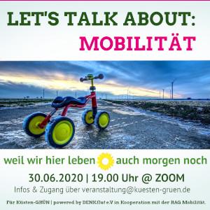 Let's Talk About: Mobilität @ ZOOM