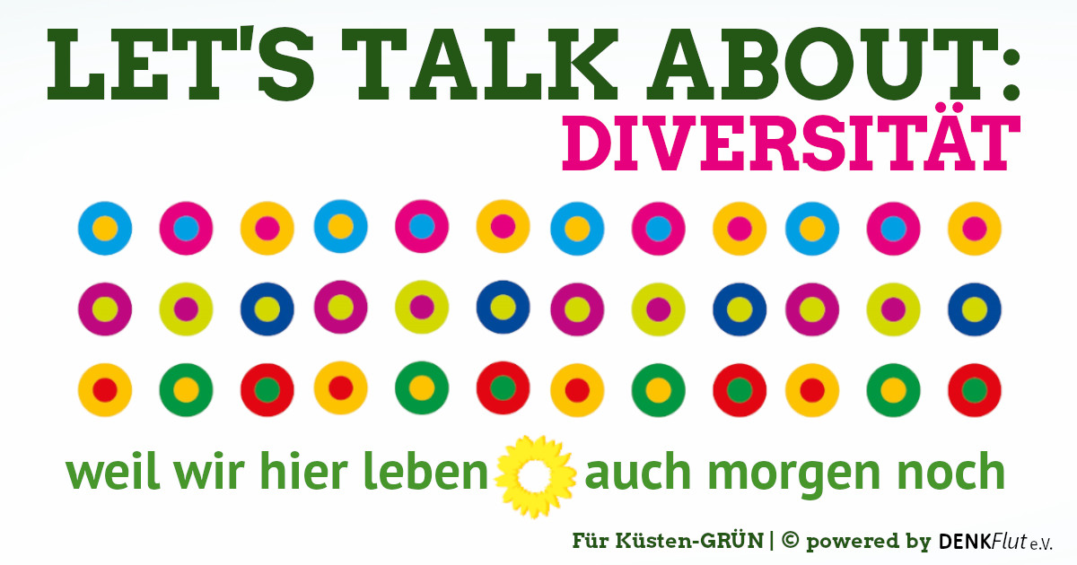 Let's Talk about: Diversität (full)