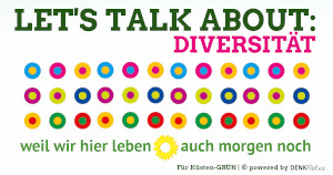 Let's Talk about: Diversität (Teaser)