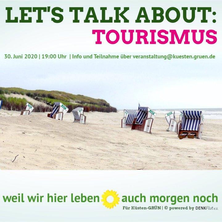 Let's talk about Tourismus