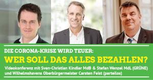 Online-Diskussion Feist - Wenzel - Kindler