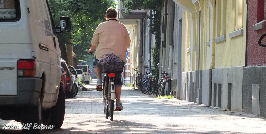 """Ein langer Weg bis zur """"Fahrradstadt-Wilhelmshaven"""""""