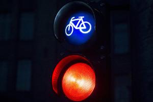 Vorrang für Fahrradverkehr