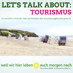Let's talk about Tourismus